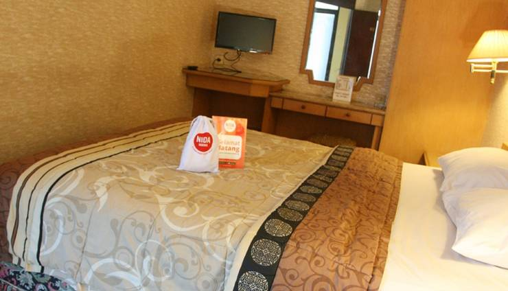 NIDA Rooms Bundo Kandung 35 Padang - bedrom