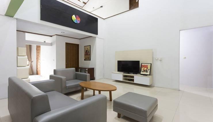 Rumah 87 Jakarta - Interior