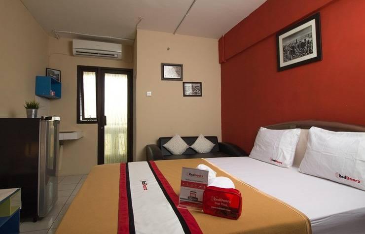 RedDoorz Apartment @ Kebagusan City Jakarta - Kamar tamu