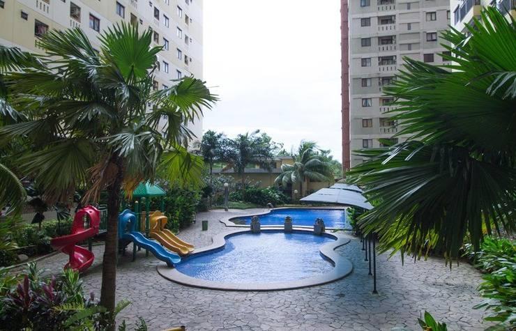 RedDoorz Apartment @ Kebagusan City Jakarta - Kolam Renang