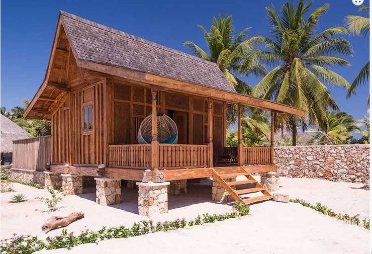 Seed Resort Rote Ndao - BeachFront Bungalow
