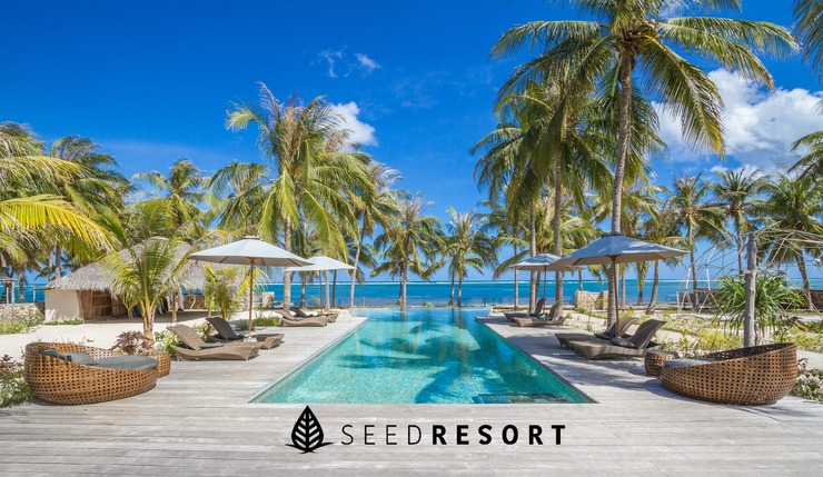 Seed Resort Rote Ndao - Kolam Renang