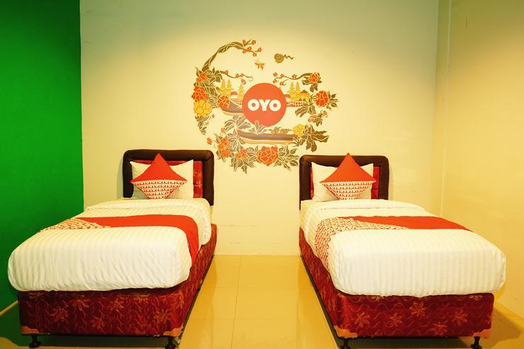 OYO 357 Hotel Meigah Belitung - Bedroom