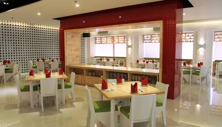 Hotel Cemerlang Bandung - Golden dragon restaurant