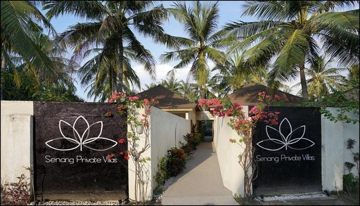 Senang Private Villas Lombok - exterior