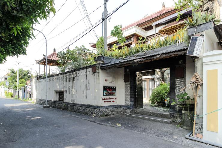 OYO 482 Anika Guest House Bali - Facade