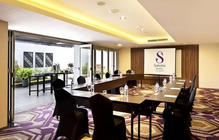Satoria Hotel Yogyakarta Adisucipto - Meeting room