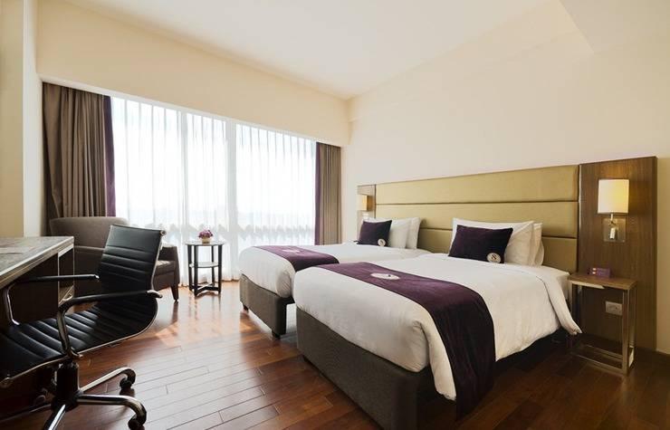 Satoria Hotel Yogyakarta Adisucipto - Superior Twin