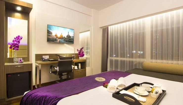 Satoria Hotel Yogyakarta Adisucipto - Superior king room