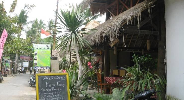 Adi Bungalow Bali - Sekitar Bungalow