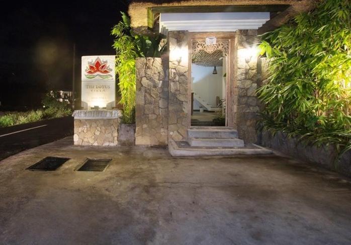 Lotus Villa Ubud - Exterior
