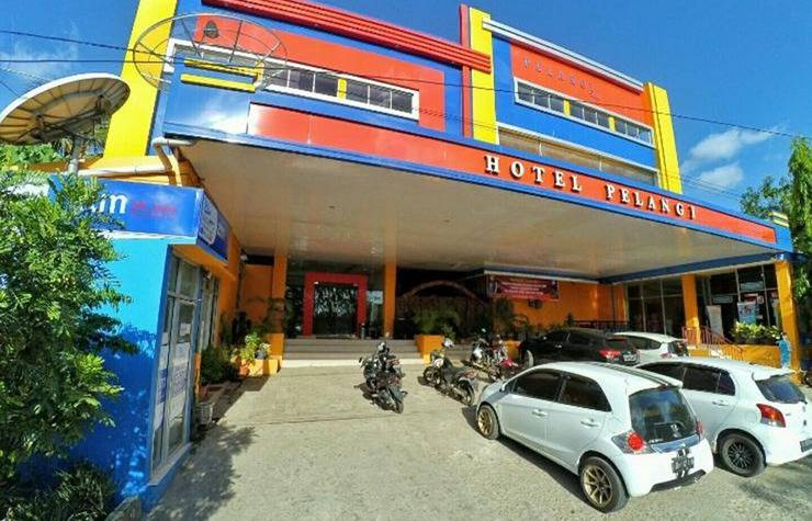 Hotel Pelangi Kupang - Eksterior