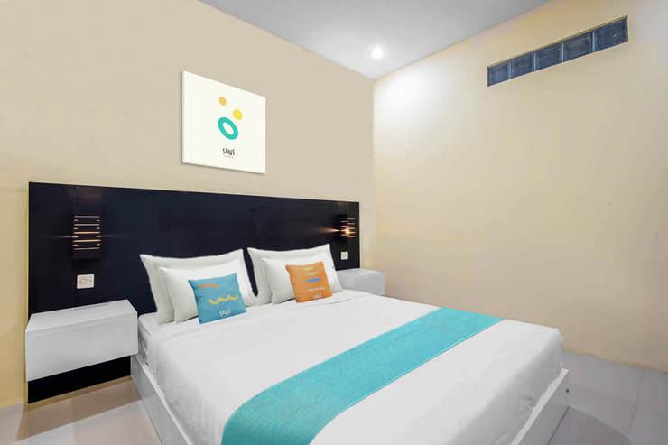 Sans Hotel Borobudur Banyuwangi Banyuwangi - Photo
