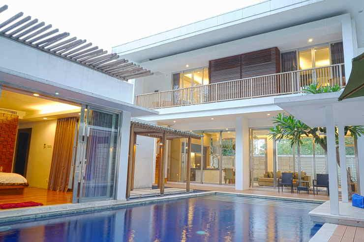 The Kharma Villas Yogyakarta - Villa Privat