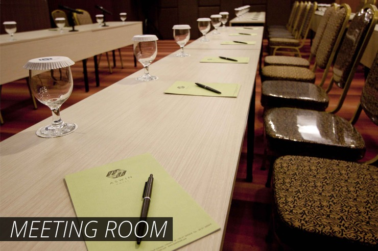 Aswin Hotel & Spa Makassar - Meeting Room