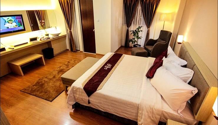 Gunawangsa Manyar Hotel Surabaya - Kamar tidur