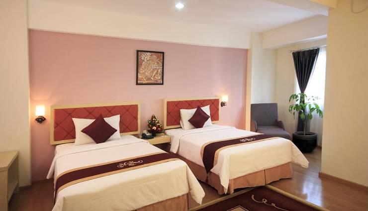 Gunawangsa Manyar Hotel Surabaya - Deluxe Business Twin