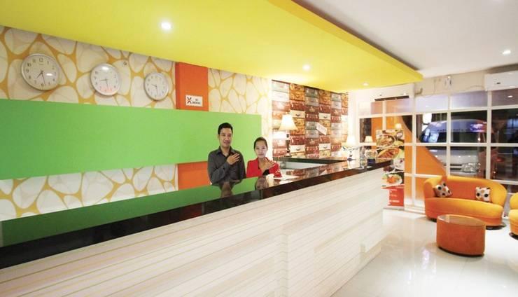 Tab Hotel Surabaya - FO Tab Hotel