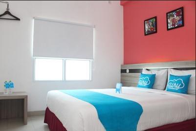Airy Mataram Cakranegara Nakula 14 Lombok - Double Room