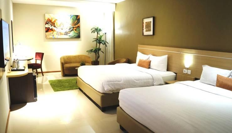 de Laxston Hotel  Yogyakarta - SUITE KELUARGA