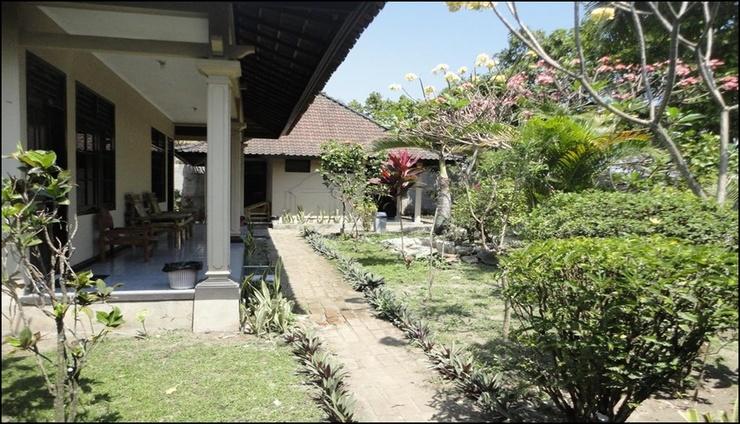 Pakuna Beach Hotel Lombok - exterior