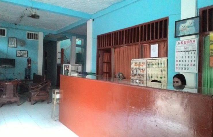 Hotel Mandiri 1 Surabaya - Lobi