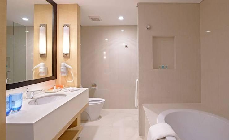 Hotel Surya Prigen Tretes - Kamar mandi
