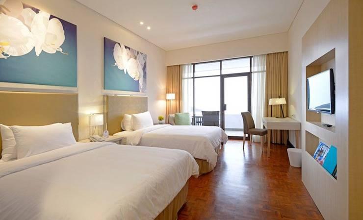 Hotel Surya Prigen Tretes - Kamar Deluxe
