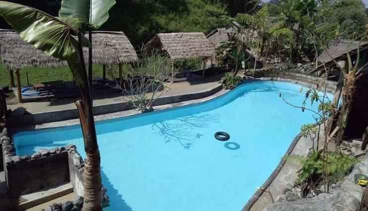 Taman Dolan Homestay Syariah Batu Malang - Swimming Pool