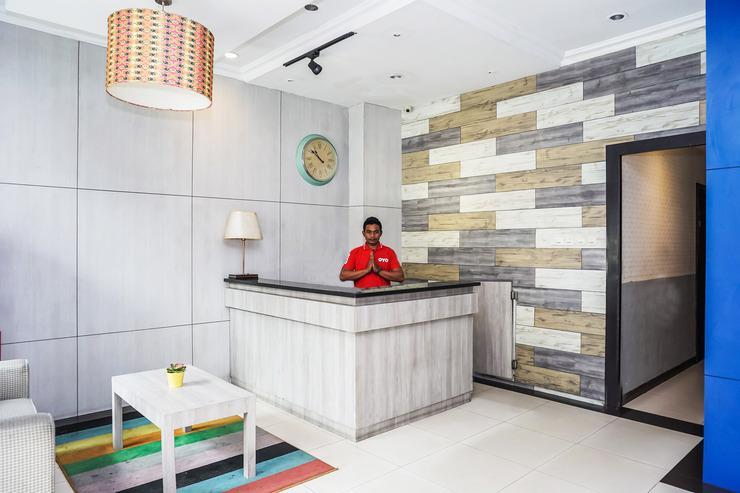 OYO 119 Belvena Hotel Jakarta - Reception