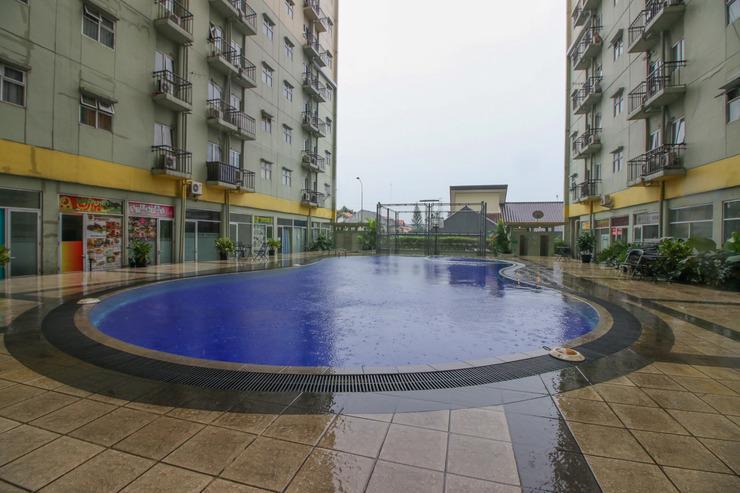 Airy Batununggal Soekarno Hatta 689 Bandung - Swimming Pool