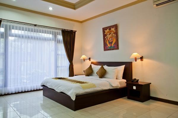 Gracia Bali Villas Bali - Kamar Tamu