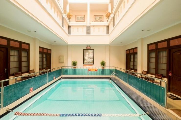 Malioboro Inn Hotel Jogja - kolam renang