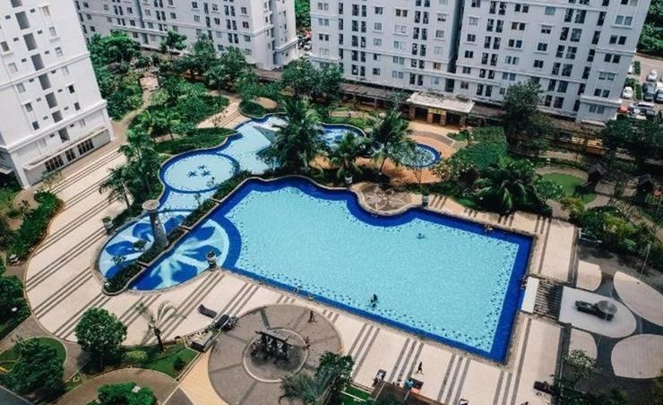 Apartment Kalibata City Green Palace By Hoostia Jakarta -