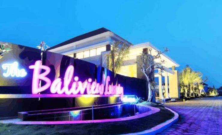 The Baliview Luxury Hotel & Resto Pekanbaru - Eksterior