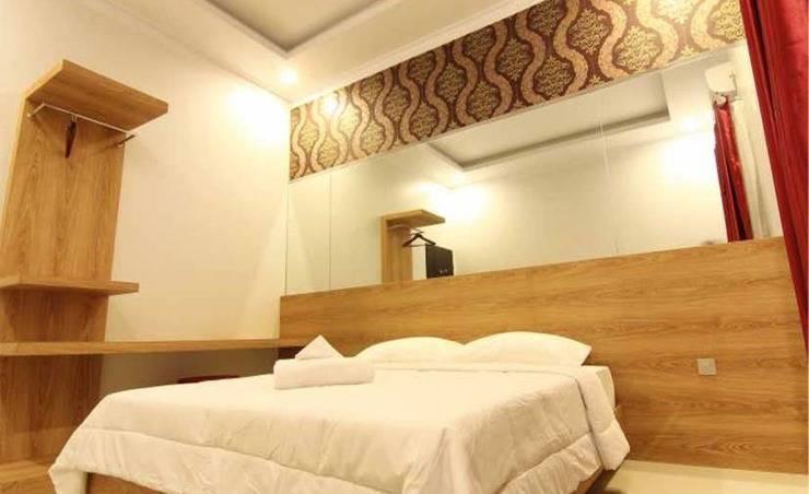 The Baliview Luxury Hotel & Resto Pekanbaru - Kamar tamu