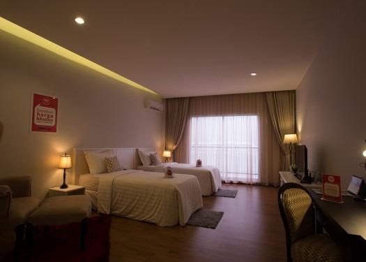 NIDA Rooms Senayan Darmawangsa Cipete Jakarta - Kamar tidur