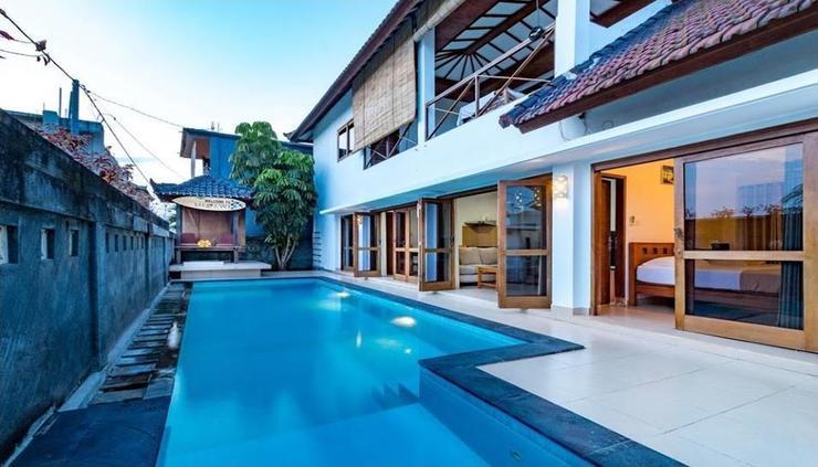 Medewi Surf Villa Bali - exterior