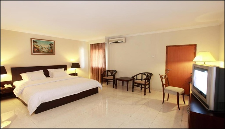 Plaza Hotel Tegal - New President