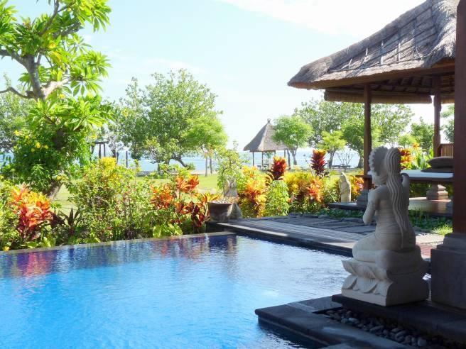 Amertha Bali Villas Bali - 2 Bedroom Ocean Front Pool Villa (20/June/2014)