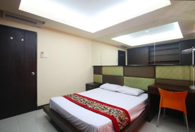 Apartemen Jakarta Residence by Stay360 Thamrin City - Kamar Tidur