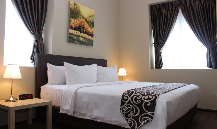 Grand Palace Residence Jakarta - Double Bed Room