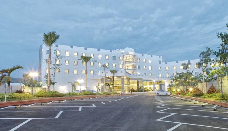 Forbis Hotel Cilegon Banten - bangunan