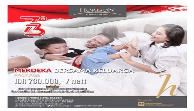 Horison Forbis Banten - Deluxe Twin - Merdeka