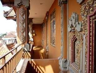 Bemo Corner Guest House Bali - Balkon