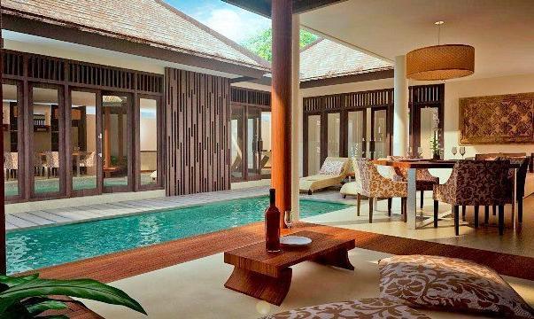 Uppala Villa & Spa Umalas Bali - Kolam Renang