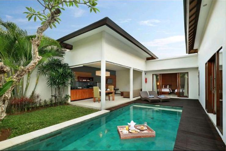 Uppala Villa & Spa Umalas Bali - Villa dengan 3 tempat Tidur