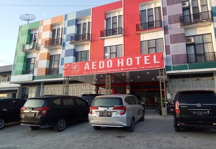 Aedo Hotel Syariah Bukittinggi - Exterior