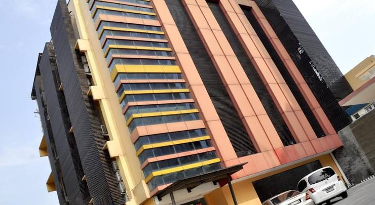 New Mirah Hotel Jakarta - (08/Apr/2014)
