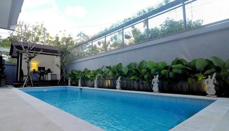 Jolie Hostel Jimbaran Bali - Pool